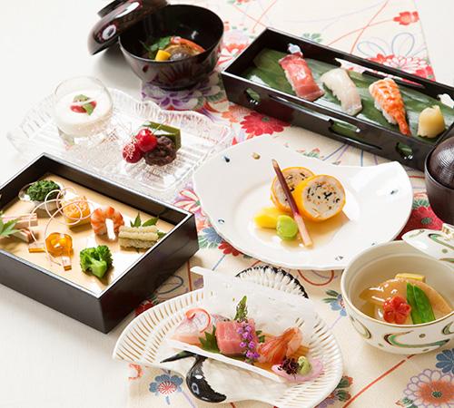 アンビエント蓼科の日本料理