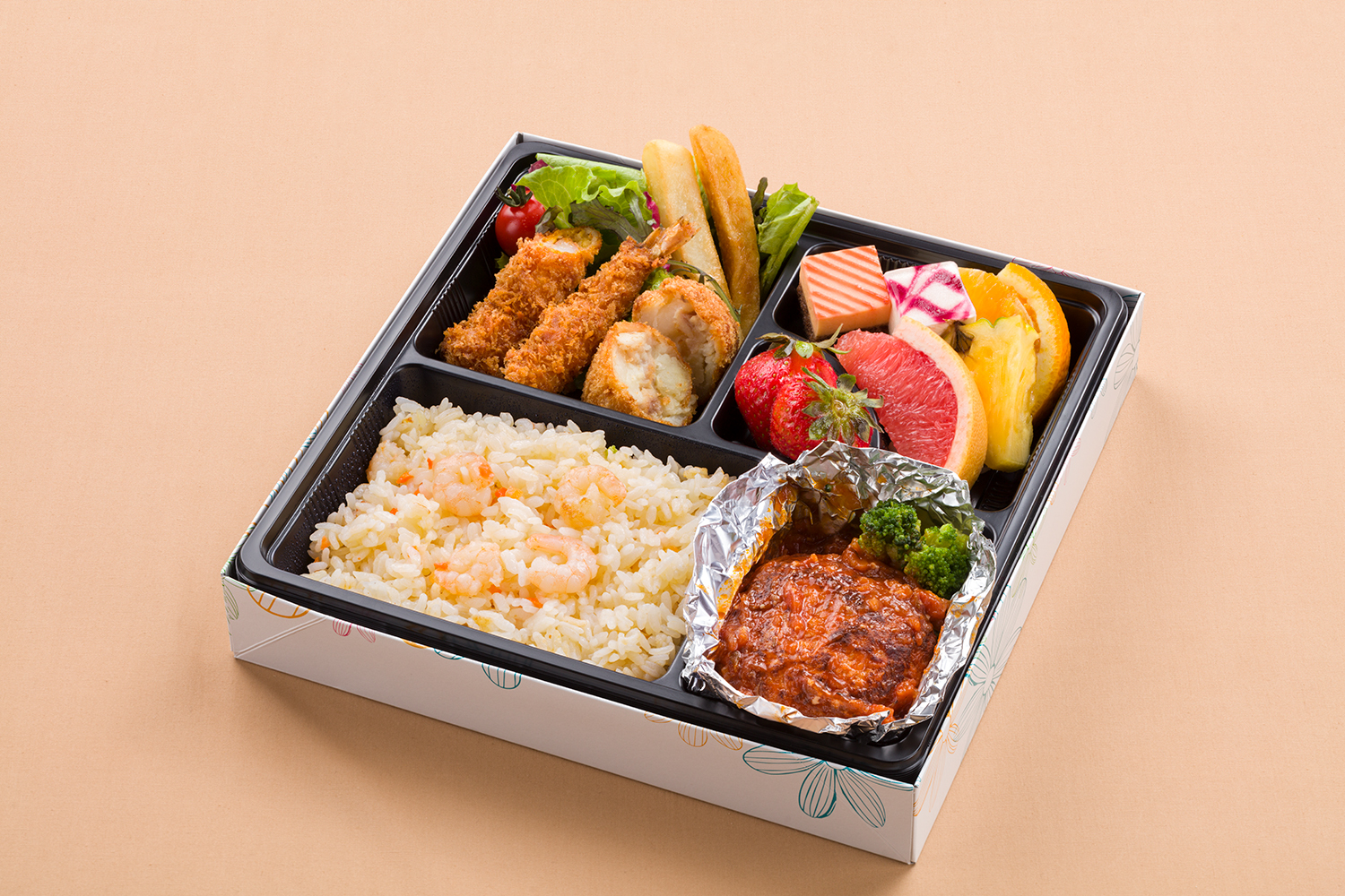 Boxed meal 洋食弁当